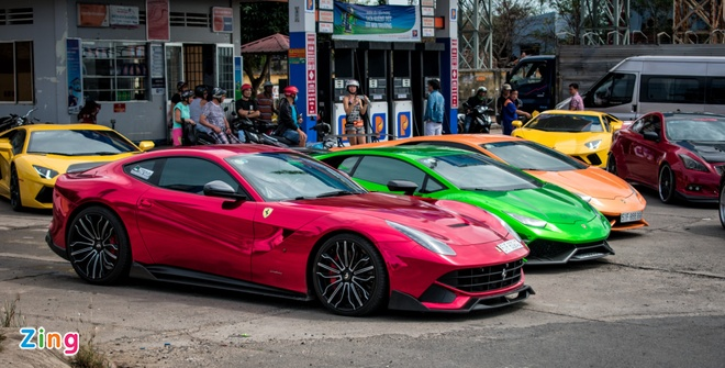 Hanh trinh sieu xe Car & Passion 2018 sap dien ra tai Viet Nam hinh anh