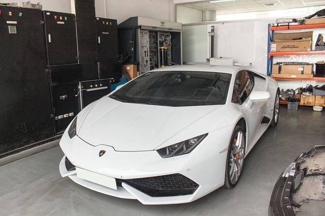 Loat sieu xe dinh dam chuan bi cho hanh trinh Car & Passion 2018 hinh anh 9