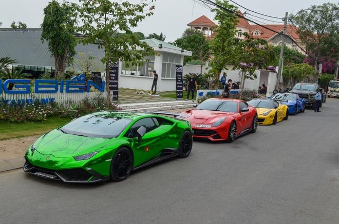 Loat sieu xe dinh dam chuan bi cho hanh trinh Car & Passion 2018 hinh anh 2