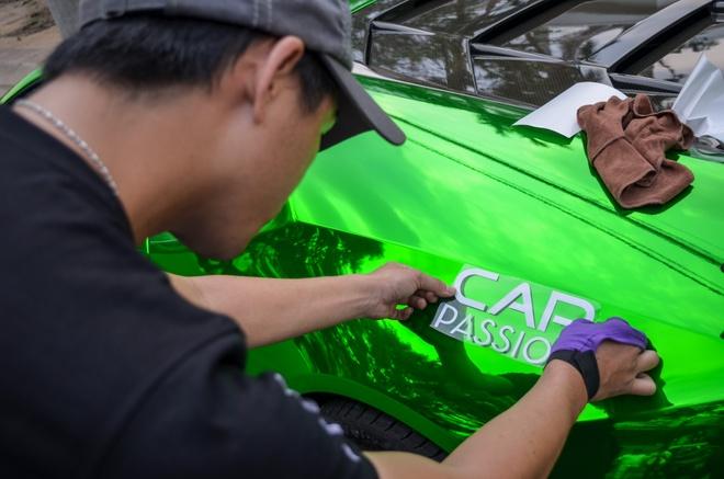Loat sieu xe dinh dam chuan bi cho hanh trinh Car & Passion 2018 hinh anh 3