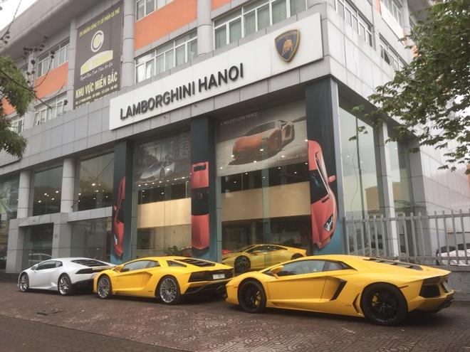 Loat sieu xe dinh dam chuan bi cho hanh trinh Car & Passion 2018 hinh anh 8