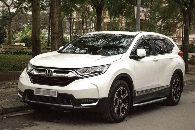 Honda CR-V 2018 co gia tam tinh, giam hon 200 trieu dong hinh anh