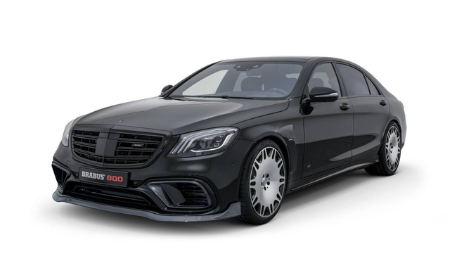 Mercedes-Benz S-Class do anh 1