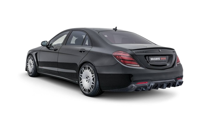 Mercedes-Benz S-Class do anh 5