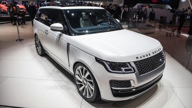 Range Rover SV Coupe - SUV 2 cua gia ngang Rolls-Royce hinh anh