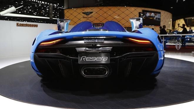 Sieu pham trieu USD Koenigsegg Regera den trien lam Geneva 2018 hinh anh 5
