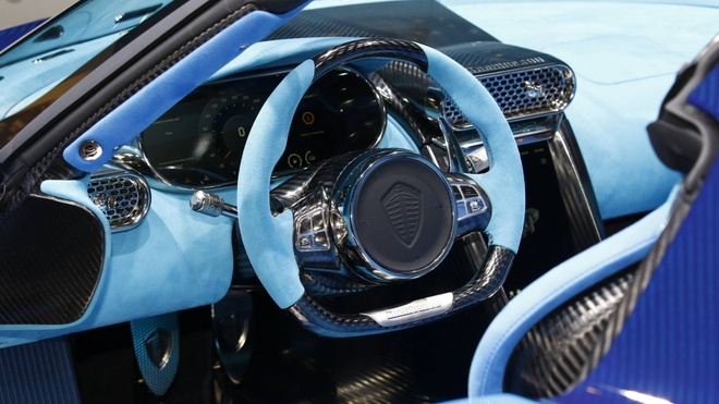 Sieu pham trieu USD Koenigsegg Regera den trien lam Geneva 2018 hinh anh 8