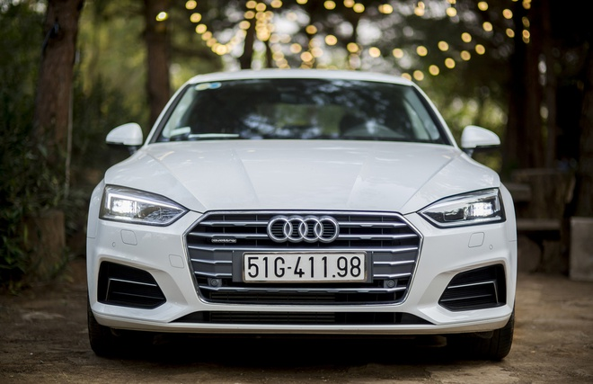 Chi tiet Audi A5 Sportback gia hon 2,3 ty dong tai VN hinh anh