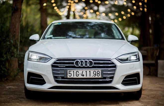 Audi trieu hoi xe 89 xe A4 va A5 Sportback tai Viet Nam hinh anh