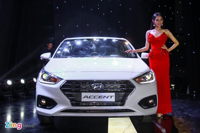 Hyundai Accent 2018 ra mat voi gia tu 425 trieu dong hinh anh