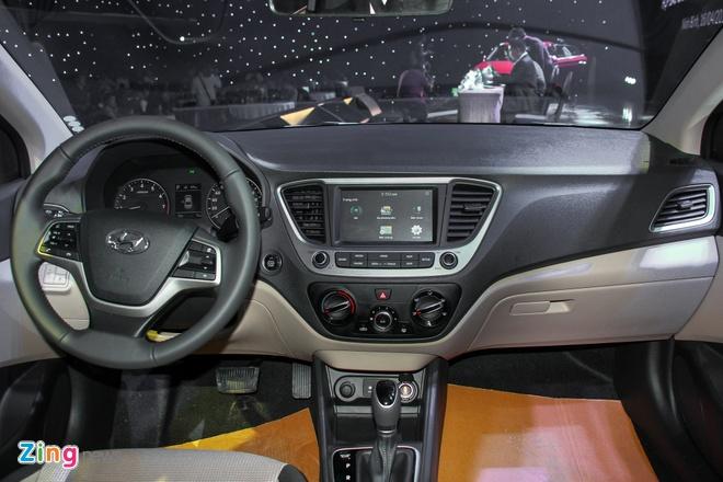 Hyundai Accent 2018 ra mat voi gia tu 425 trieu dong hinh anh 3