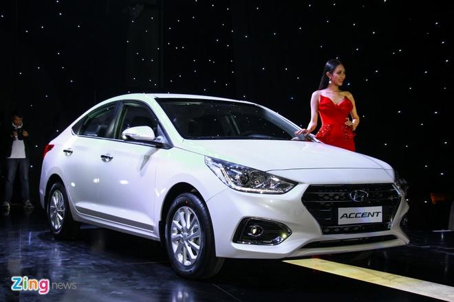 Hyundai Accent 2018 ra mat voi gia tu 425 trieu dong hinh anh 1