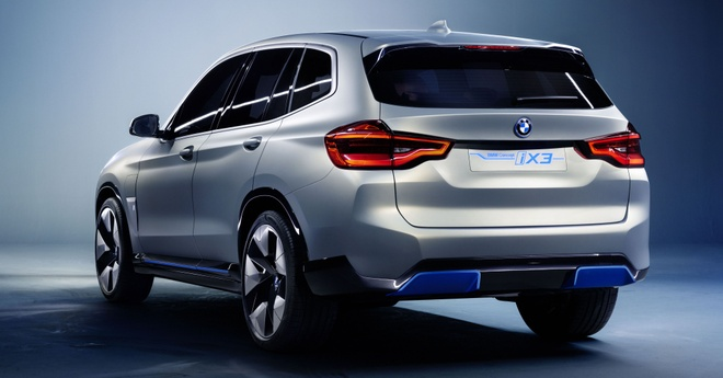 BMW Concept iX3 - SUV chay dien san xuat tai Trung Quoc hinh anh 6