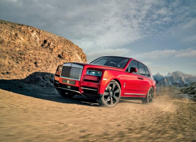 Can canh SUV sieu sang Rolls-Royce Cullinan hinh anh