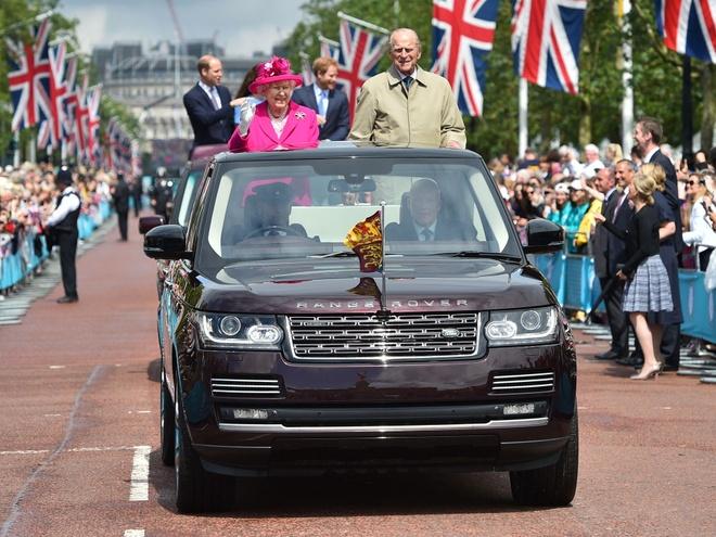 Jaguar Land Rover - hang xe hoang gia Anh hoi sinh nho An Do hinh anh