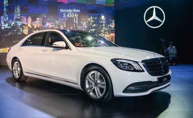 xe Mercedes-Benz S-Class 2018 anh 1