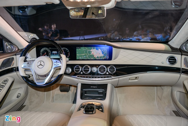 xe Mercedes-Benz S-Class 2018 anh 3