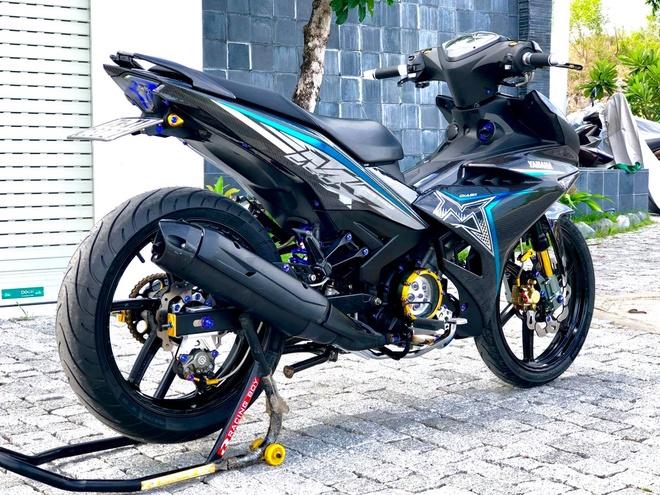 Yamaha Exciter phu carbon hon 15 trieu dong tai Viet Nam hinh anh 5