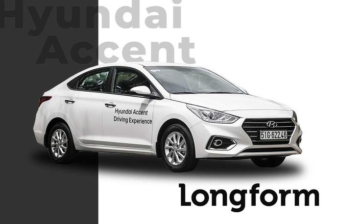 Danh gia Hyundai Accent - sedan hang B nhieu cong nghe, gia tot hinh anh