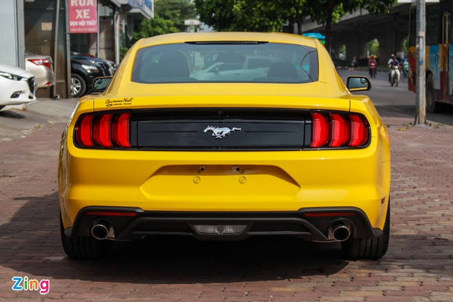 xe Ford Mustang 2018 anh 7
