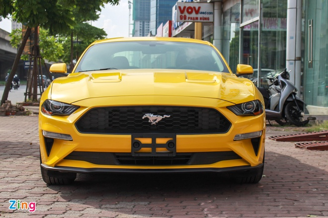 xe Ford Mustang 2018 anh 2