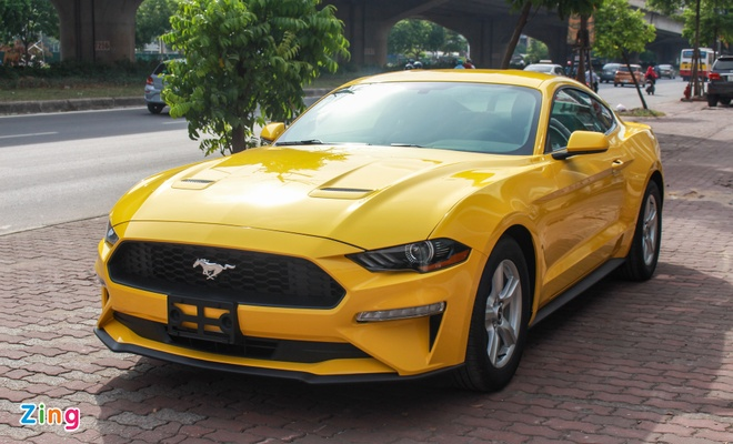 xe Ford Mustang 2018 anh 5