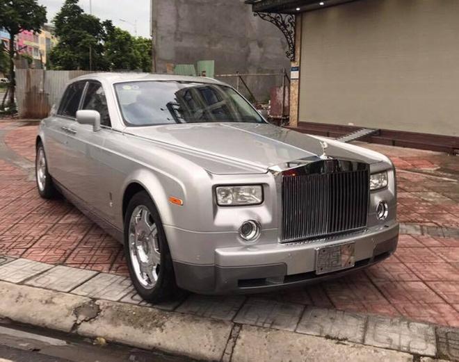 Xe Rolls-Royce cua Khai Silk dang duoc rao gia hon 8 ty dong hinh anh