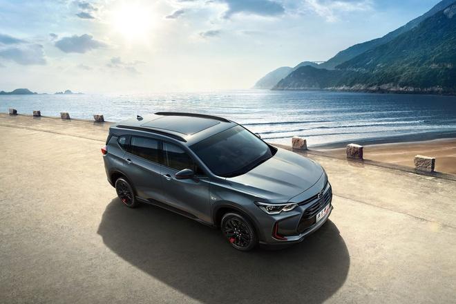 Chevrolet Orlando 2019 trinh lang tai Trung Quoc hinh anh 4