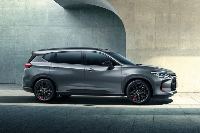 Chevrolet Orlando 2019 trinh lang tai Trung Quoc hinh anh 5