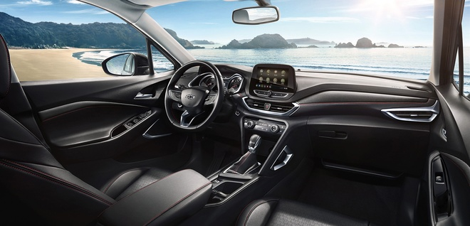 Chevrolet Orlando 2019 trinh lang tai Trung Quoc hinh anh 6