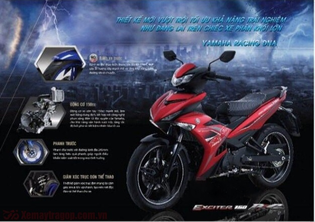 Yamaha Exciter 2019 lo dien truoc ngay ra mat hinh anh 2