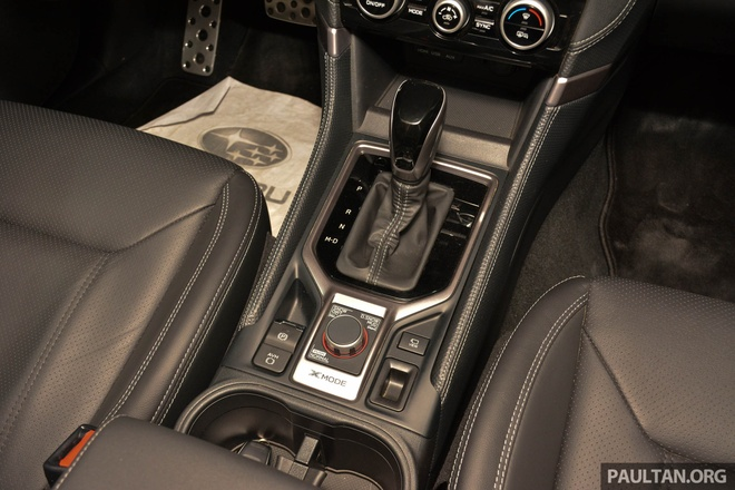 Subaru Forester 2019 ra mat tai chau A, chua cong bo gia ban hinh anh 9