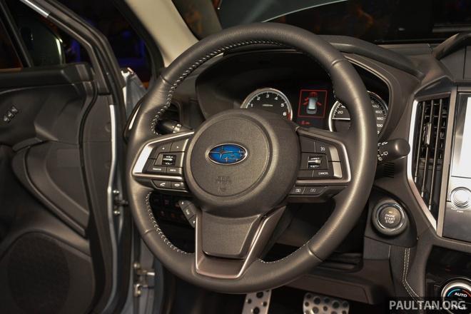Subaru Forester 2019 ra mat tai chau A, chua cong bo gia ban hinh anh 10