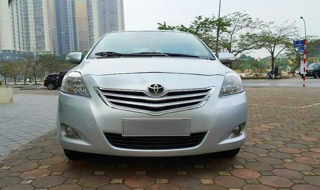 Toyota trieu hoi gan 12.000 xe Vios, Altis va Yaris tai Viet Nam hinh anh