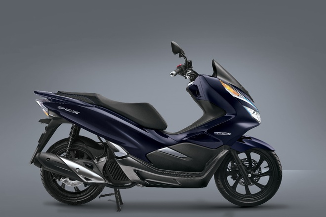 Honda PCX Hybrid chot gia gan 90 trieu dong tai Viet Nam hinh anh