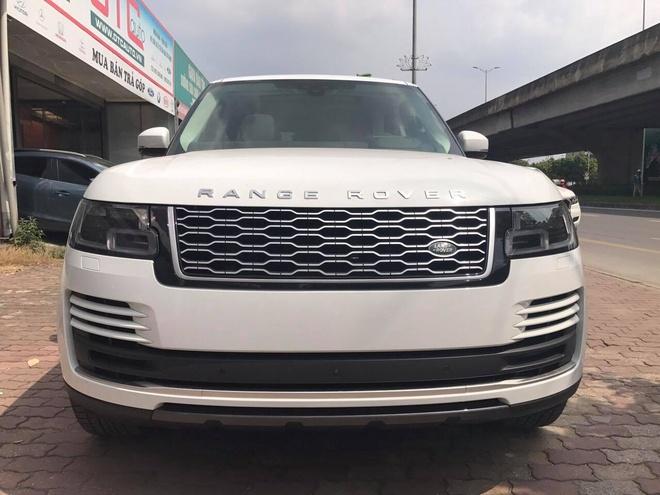 SUV hang sang Range Rover 2018 ve Viet Nam gia 8,9 ty dong hinh anh