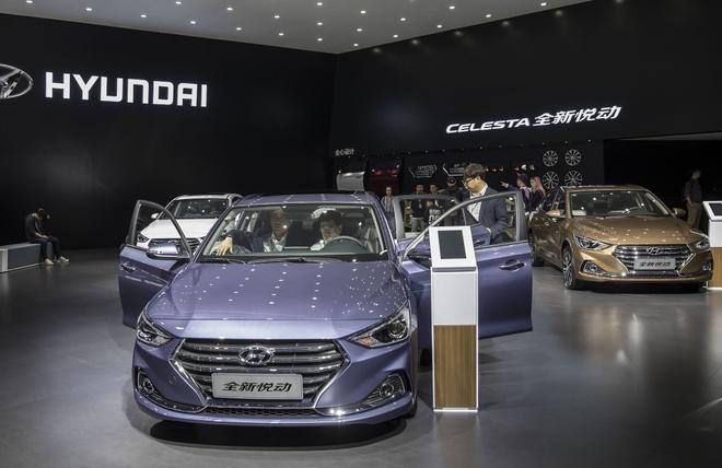 Am dam tai TQ, Hyundai muon xuat khau xe sang ASEAN hinh anh