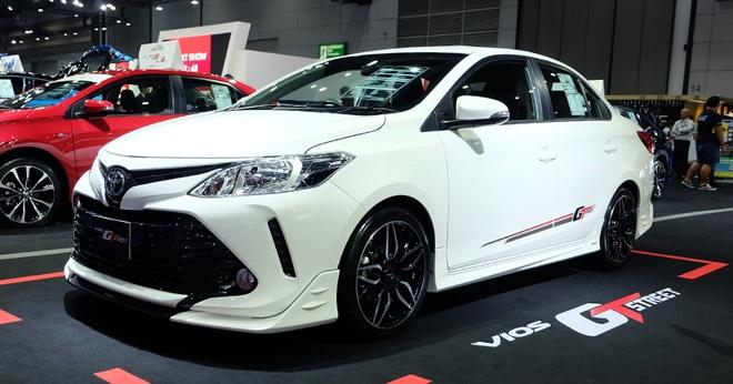 gia Toyota Vios anh 1