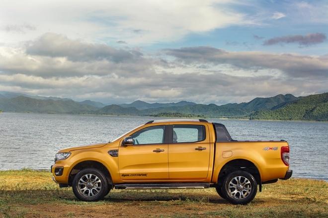 Ford Ranger 2019 co 7 phien ban, gia tu 630 trieu dong tai Viet Nam hinh anh 2