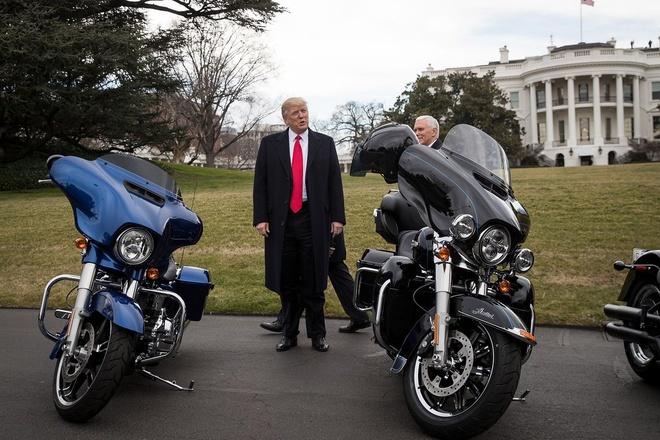 Harley-Davidson tim cua song trong con cang thang My - EU hinh anh 3