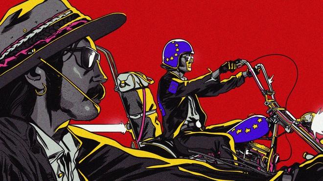 Harley-Davidson tim cua song trong con cang thang My - EU hinh anh