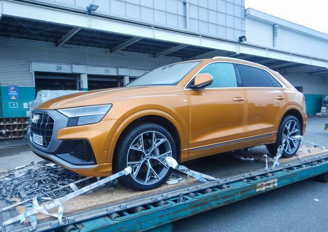 Audi Q8 2019 xuat hien tai Viet Nam hinh anh
