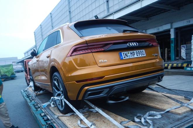 Audi Q8 2019 xuat hien tai Viet Nam hinh anh 2