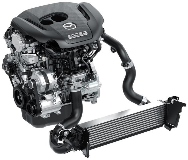Mazda CX-5 2019 dung dong co tang ap 2.5L, gia hon 22.000 USD hinh anh 2