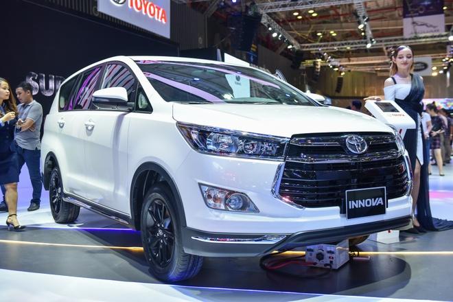 Toyota Innova tang gia ban o VN, cao nhat 40 trieu dong hinh anh