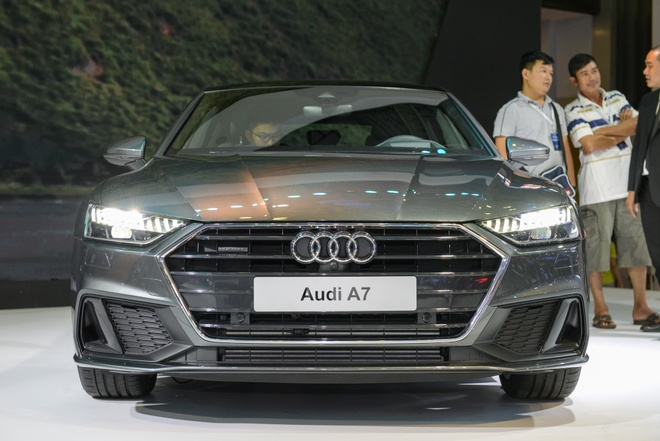 Audi A7 Sportback co gia 3,8 ty dong tai Viet Nam hinh anh