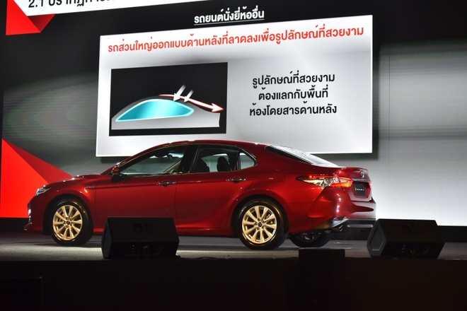gia Toyota Camry 2019 anh 4
