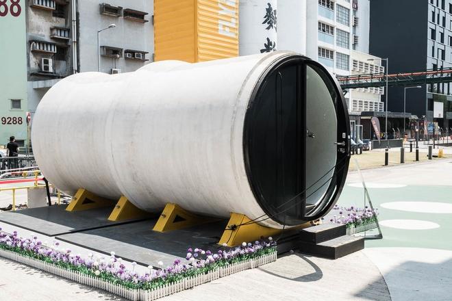 Nha ong cong rong 10 m2 gia 15.000 USD tai Hong Kong hinh anh