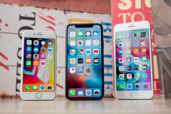Nhung ly do nen mua iPhone 8 va iPhone 8 Plus thay vi iPhone X hinh anh 1
