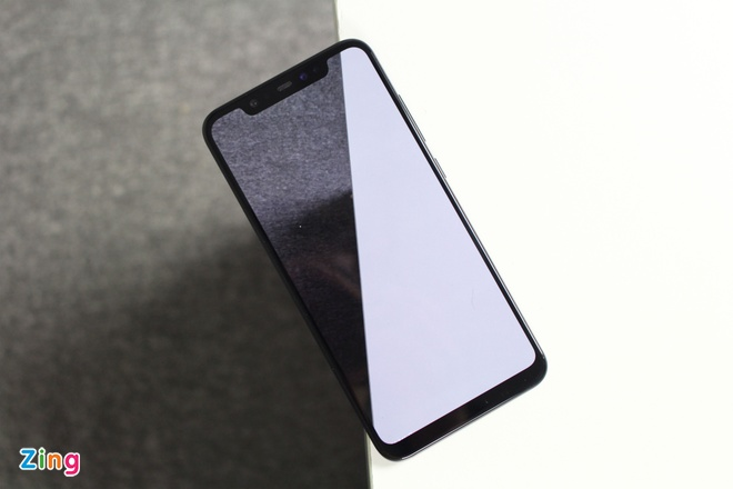 Xiaomi Mi 8 ve VN: Thiet ke giong iPhone X, gia 10 trieu hinh anh 5